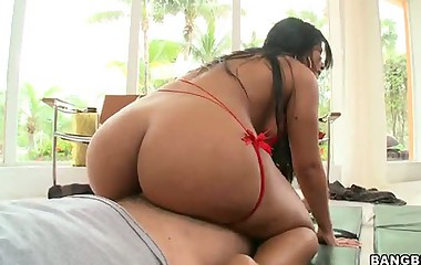Imani Rose and  Rose - Hottest bubble butts -  I promise you'll love watching these 2 huge booties get there twats stuffed full of cock