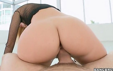 Jessie Rogers -  I think this might be the sexiest ass I have seen.