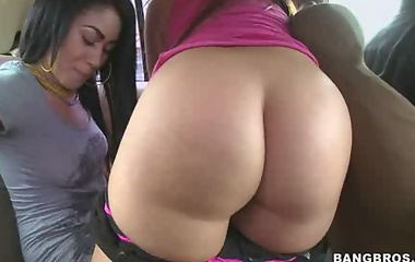 Summer Bailey and Vanessa Lee. One as well as the other of those girls have large scoops and the obvious giant asses.